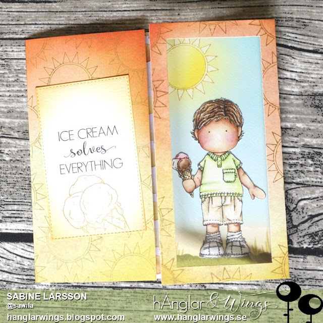 Clear Stamps - Glassigt