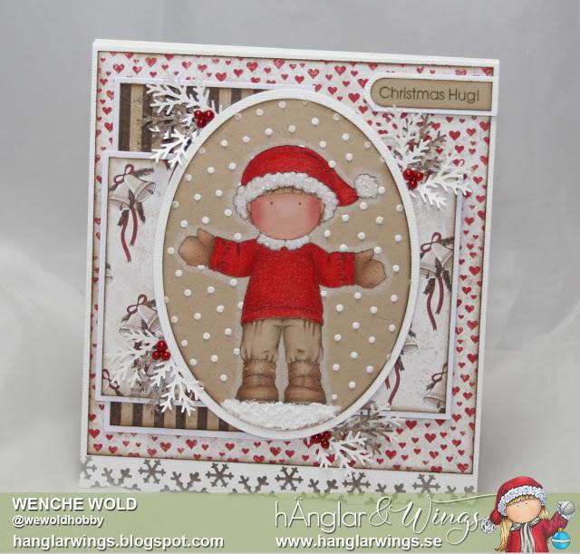 Clear Stamps - Kramtomtar / Santa Hugs