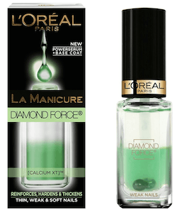 L'Oréal Paris 2-in-1 Base Coat Diamond Force 5ml-Reinforces & Hardens  - Diamond Force