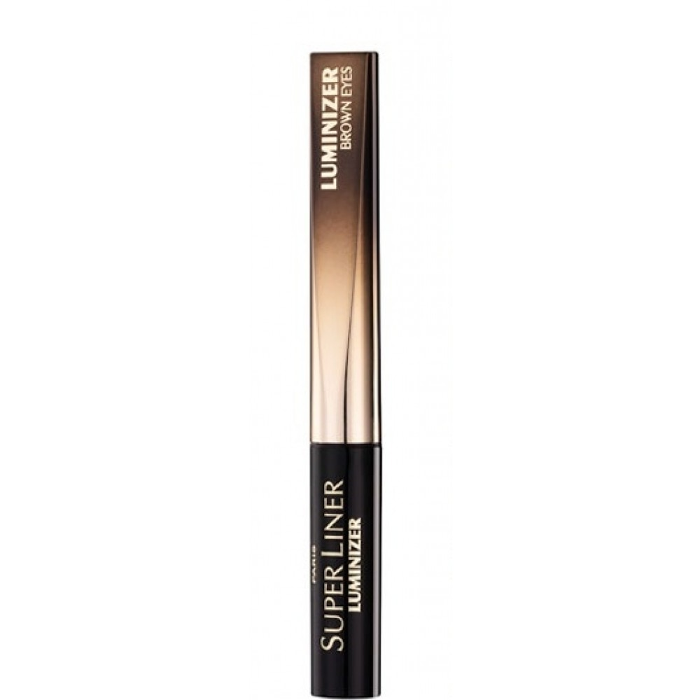 L'Oreal Super Liner Luminizer for Brown Eyes - Black Diamond