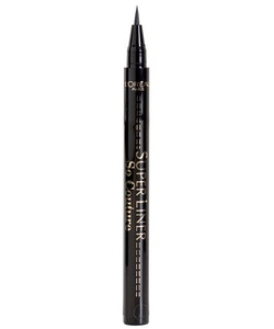L'Oreal Super Liner So Couture Eyeliner - Black&Waterproof