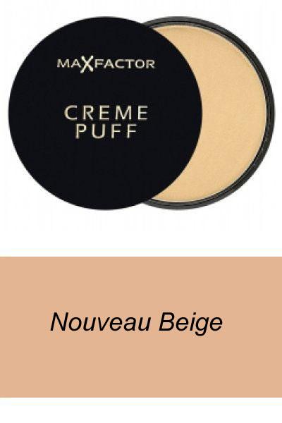 Max Factor Creme Puff  foundation - Nouveau Beige