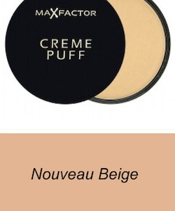 Max Factor Creme Puff  foundation - Nouveau Beige