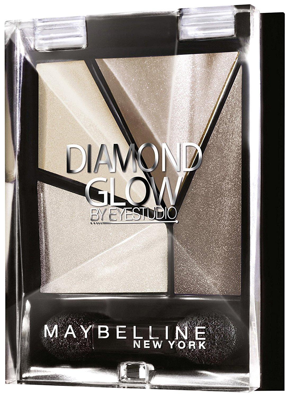 Maybelline Diamond Glow Pearl Quad Eye Shadow - 06 Coffee Drama