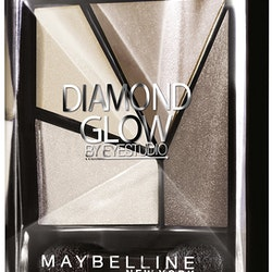 Maybelline Diamond Glow Pearl Quad Eye Shadow - 06 Coffee Drama