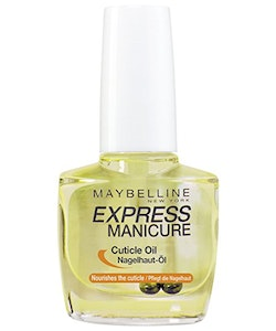 Maybelline Express Manicure Cuticle Oil - Jojoba and Almond oil
