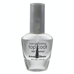Amazing Shine Mineral Nail Treatment - No Yellowing Top Coat
