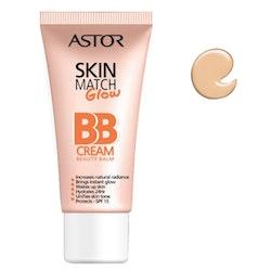 Astor Skin Match Glow BB Cream SPF 15 - 100 Ivory