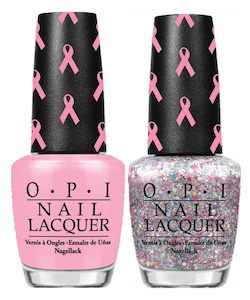 Begränsad Upplaga - OPI PINK OF HEARTS BREAST CANCER 15 + 15ml