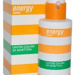 Benetton Energy Woman 100 ml EdT