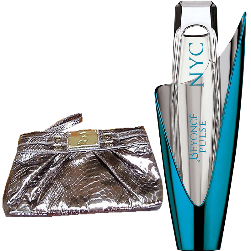 Beyonce Pulse NYC EDP 100ml + Bey Rush Sporty Wallet