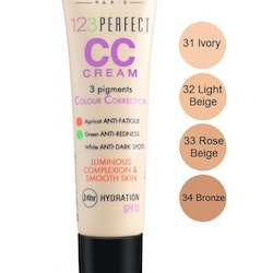 Bourjois 123 Perfect CC Cream - Rose Beige