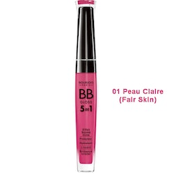 Bourjois BB Lip Gloss 5 in i - 01 Peau Claire