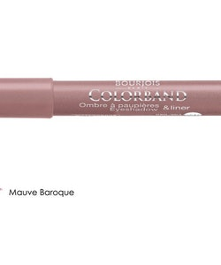 Bourjois Colorband WATERPROOF Eyeshadow & Liner - Mauve Baroque