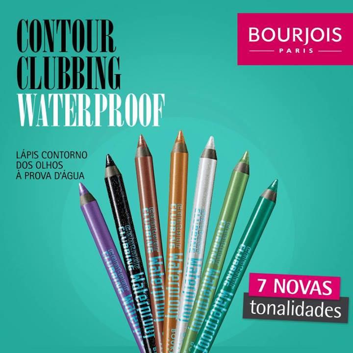 Bourjois Contour Clubbing Eyeliner Waterproof - 53 Morning Lime