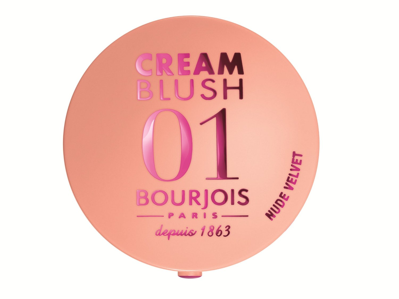 Bourjois Cream To Powder Blush - Nude Velvet
