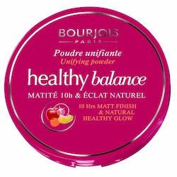 Bourjois Healthy Balance 10H Matte Powder - 55 Beige Fonce