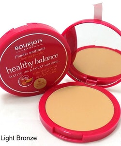 Bourjois Healthy Balance 10H Matte Powder - 56 Hale Clair(Light Bronze)