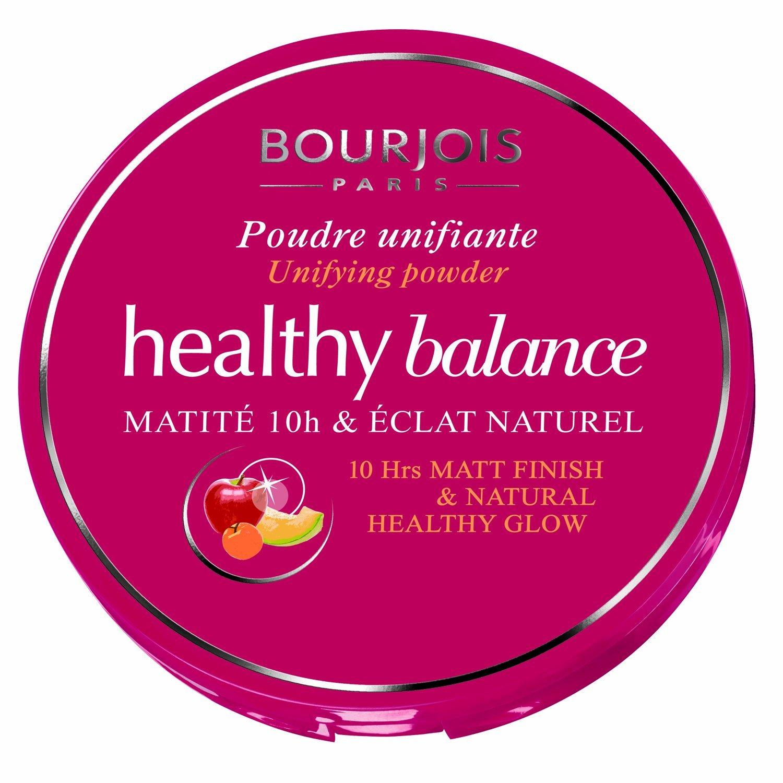 Bourjois Healthy Balance Matte Powder - 53 Beige Clair