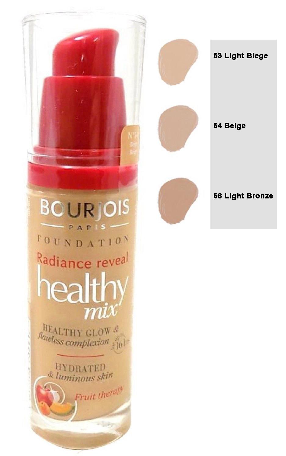 Bourjois Healthy Mix Foundation - 54 Beige