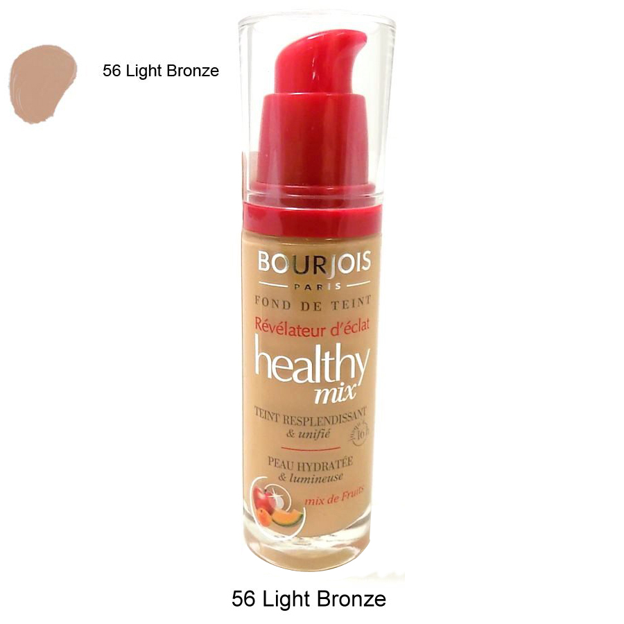 Bourjois Healthy Mix Foundation - Light Bronze
