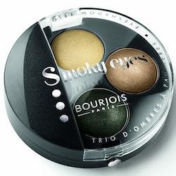 Bourjois Intense Smoky Trio-1 Eyeliner & 2 Eyeshadows Palette-02 Or Baroque