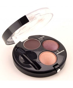 Bourjois Intense Smoky Trio-1 Eyeliner & 2 Eyeshadows Palette-Rosé Twisté