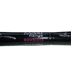 Bourjois Maxi Frange Brilliant Black Mascara 2x6ml