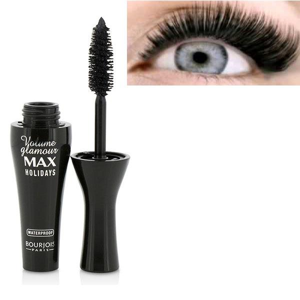 Bourjois Volume Glamour Max Mascara-Waterproof & 52 Ultra Black
