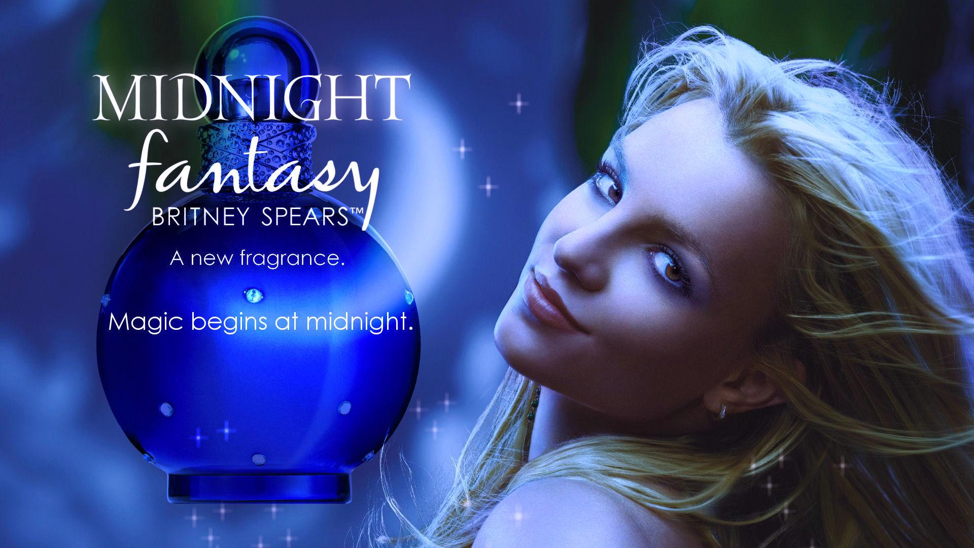 Britney Spears Fantasy Midnight EdP 50ml