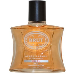 Brut Musk Aftershave Lotion 100ml-Doftar citrus, tobak och mysk
