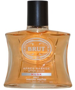 Brut Musk Aftershave Lotion 100ml-Doftar citrus, tobak och mysk
