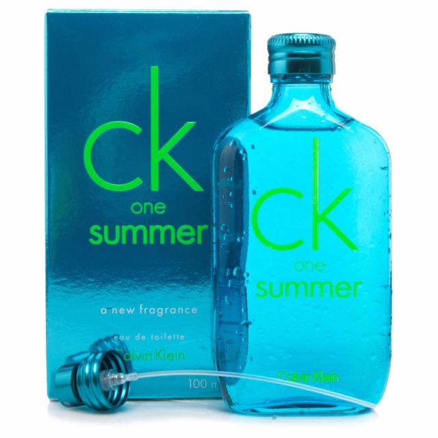 Calvin Klein CK One Summer 2013 Eau de Toilette 100ml