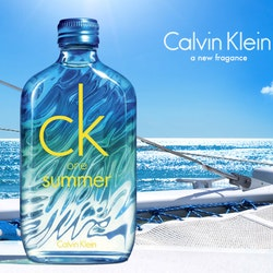 Calvin Klein CK One Summer 2015 EDT Unisex 100ml