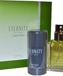 Calvin Klein Eternity for Men Gift Set-EDT 100ml + Deostick75ml