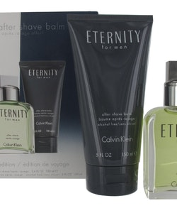 Calvin Klein Eternity Men Giftset- After Shave Lotion 100ml + ASH Balm150ml