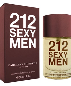 Carolina Herrera 212 Sexy Men Eau de Toilette 30 ml