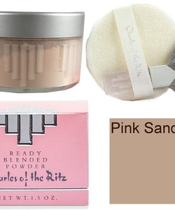Charles of the Ritz Custom Blended Powder - Pink Sand
