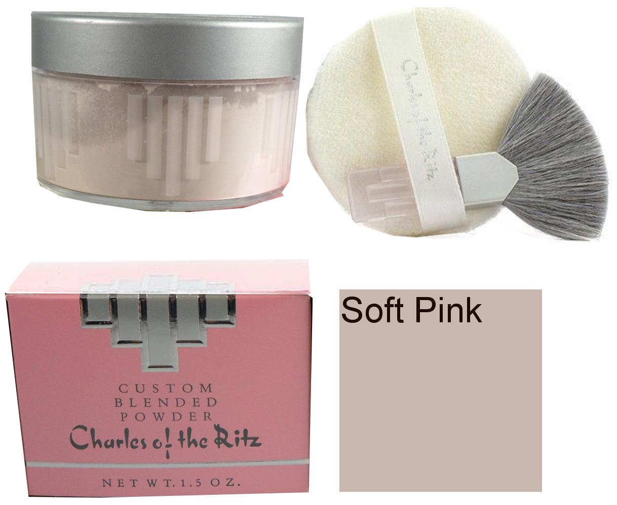 Charles of the Ritz Custom Blended Powder - Soft Pink