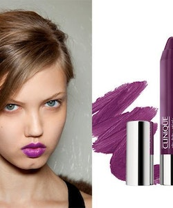 Clinique Chubby Stick Lip Balm-Voluptuous Violet
