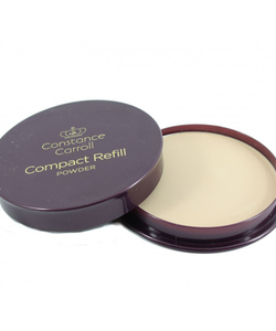 Constance Carroll UK Compact Powder Refill Makeup - Ivory