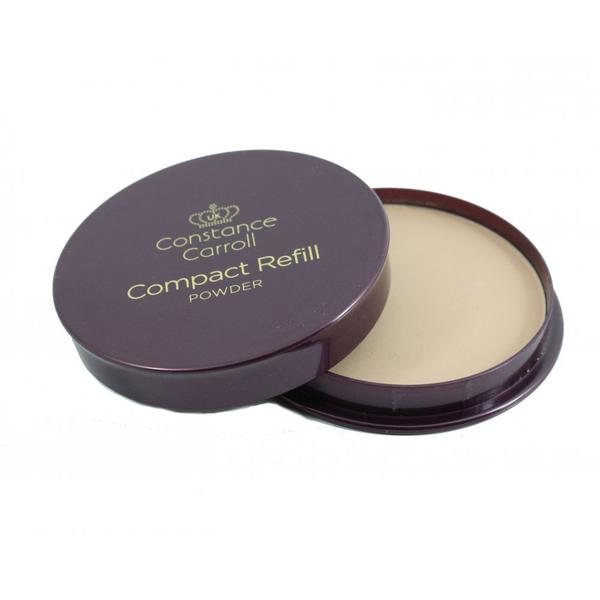 Constance Carroll UK Compact Powder Refill Makeup-Biscuit Glow