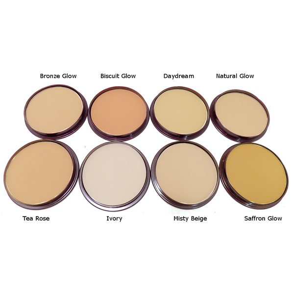 Constance Carroll UK Compact Powder Refill Makeup-Bronze Glow