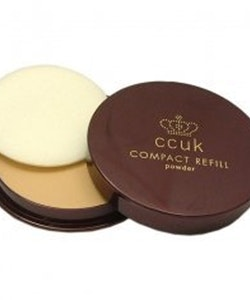 Constance Carroll UK Compact Powder Refill Makeup-Natural Gold