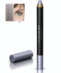 Covergirl Flamed Out Eyeshadow Pencil  - 300 Silver Falme