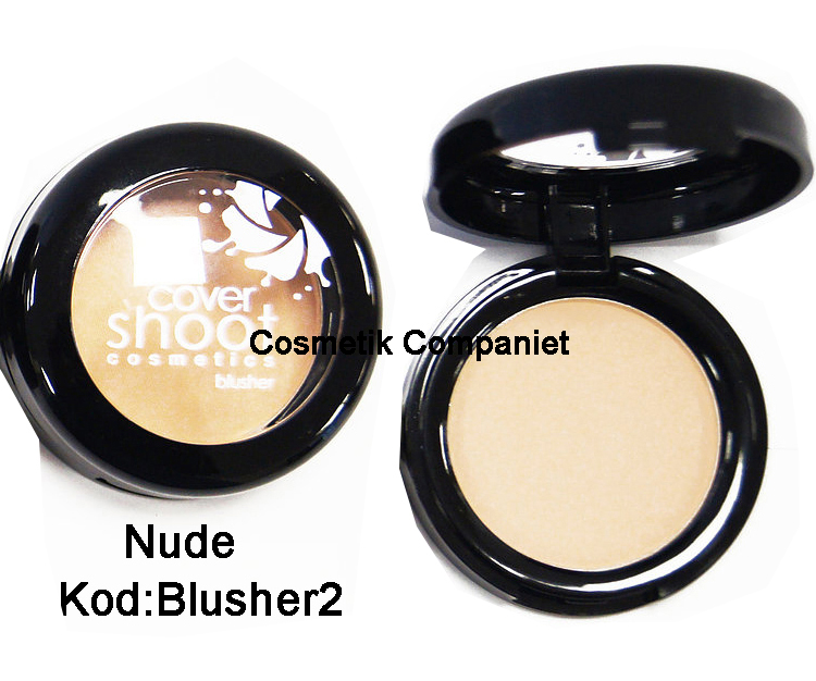 CoverShootNoMoreShineBlusher - Nude