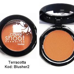 CoverShootNoMoreShineBlusher - Terracotta