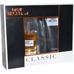 David Beckham Classic After Shave 60ml Hair and Body Wash 200ml