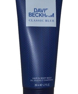 David Beckham Classic Blue Hair&Body Wash 200ml
