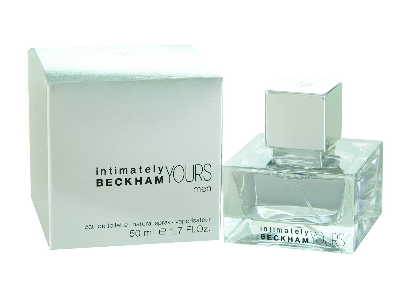 David Beckham Intimately Yours Men EDT 50ml